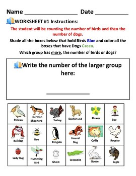 """K - """"Counting & Cardinality"""" for Gifted and Talented Students - CCS"""