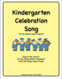 Kindergarten Celebration Song (Do You Wanna Build A Snowman? Frozen)