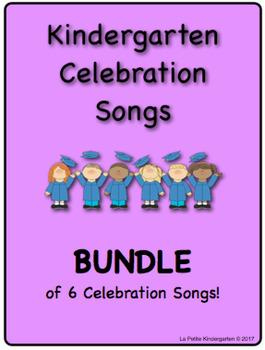 Kindergarten Celebration Songs BUNDLE