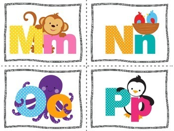 Alphabet Centers | Alphabet Activities | Alphabet Kindergarten