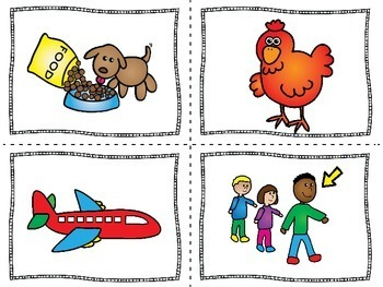 Kindergarten Literacy Center | Short E Activity
