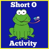 Short O Worksheet Activity