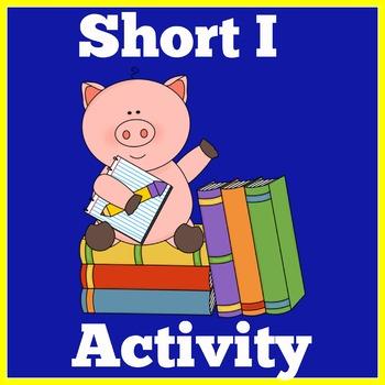Short I Activity | Short I CVC | Short I Center Activity