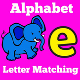 Letter Recognition Activity Kindergarten