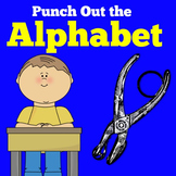 Kindergarten Alphabet Center Game