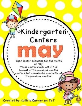Kindergarten Centers - May