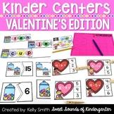 Kindergarten Centers {Valentine's Day Centers} Valentine's