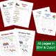 Kindergarten Christmas BUNDLE (Math and Language Arts)