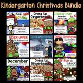 Kindergarten Christmas Bundle