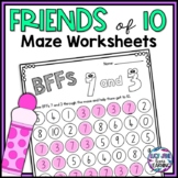 Friends of 10 Worksheets