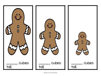 Kindergarten Christmas Measurement