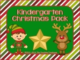 Kindergarten Christmas Pack