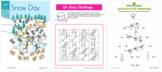 Kindergarten Christmas Worksheets