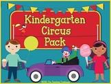 Kindergarten Circus Pack
