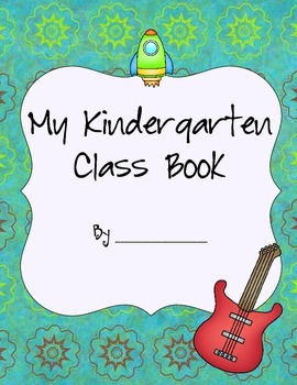 Kindergarten Class Book