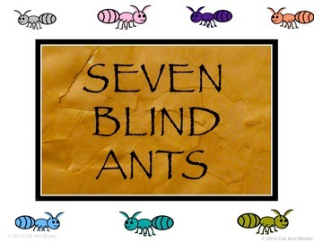 Reader's Theater, Class Play and Mini Book - based on Seven Blind Mice