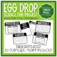 Science Fair Project - Egg Drop with 5 Day Lesson Plans