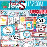 Kindergarten Classroom Decor Bundle