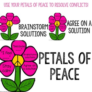 Conflict Resolution Classroom Guidance Lesson for Early Elementary Counseling