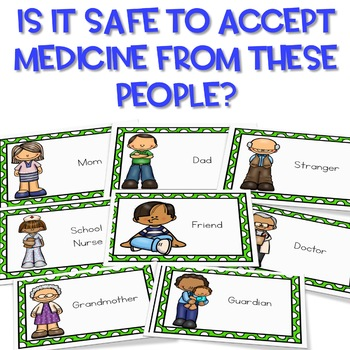 Classroom Guidance Counseling Lesson: Healthy Choices/Safe Substances
