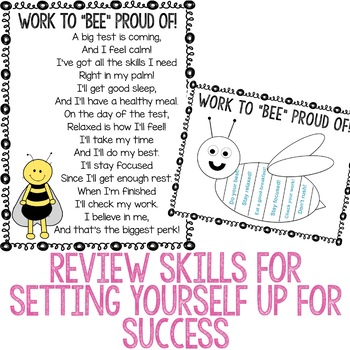 Classroom Guidance Counseling Lesson: Test Prep