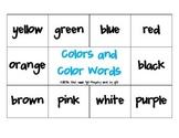Common Core Kindergarten Clothes Pin Centers