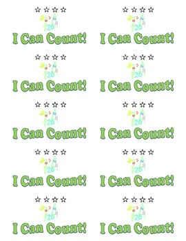 Kindergarten Club Cards- Math Skills Set *Common Core Aligned*
