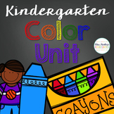 Kindergarten Color Unit