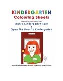 Kindergarten Colouring Sheets