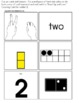 Kindergarten Common Core Aligned Math Center Activity for