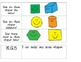 Kindergarten Common Core Aligned Review Cards for Geometry Strand