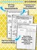 Kindergarten Common Core ELA Assessments - ALL STANDARDS Bundle