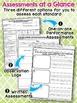 Kindergarten Common Core ELA Assessments - Reading: Informational Text Strand