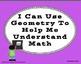 Kindergarten Common Core ELA & Math I Can Statements Bundle