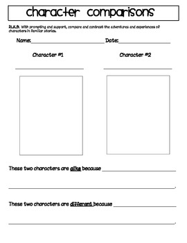 Kindergarten Common Core ELA Rigorous Worksheets Pack