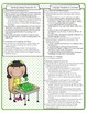 Common Core ELA and Math Standards Reference Sheets - Kindergarten