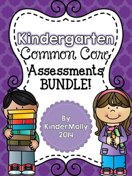 Kindergarten Common Core English Language Arts and Math As