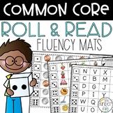 Kindergarten Common Core Fluency Mats