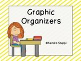 Kindergarten Common Core Graphic Organizers