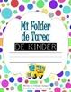 Kindergarten Homework Activities (Spanish Version) - Year Pack.