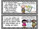 "Kindergarten Common Core ""I CAN STATEMENTS"" Pocket Chart Sized {Black & White}"