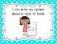 """Kindergarten Common Core """"I Can"""" Posters (Bright Polka Dot)"""