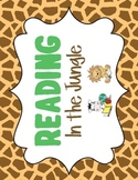 "Kindergarten Common Core ""I can"" statements and JUNGLE Pos"