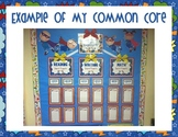 "Kindergarten Common Core ""I can"" statements and Superhero"