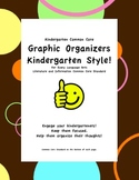 Kindergarten Common Core Reading Graphic Organizers (20 In All!)