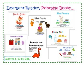 Kindergarten Common Core Lesson Plans 6789 10 FULL MonthsSemester-2 by GBK-