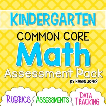 photograph regarding Kindergarten Math Assessment Printable identify Math Evaluation Sheets For Kindergarten Worksheets TpT
