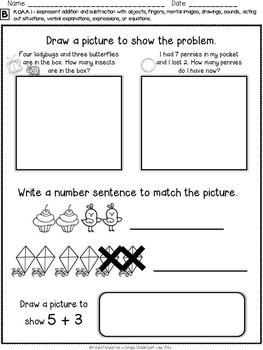 original 767017 4 - Kindergarten Common Core Math Standards