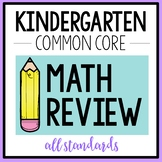 Kindergarten MATH Review