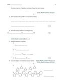 Kindergarten Common Core Math Assessment